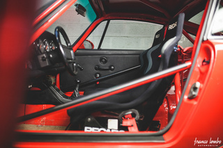Porsche 911 964 Carrera RS 3.6 M003 Competition, 1995 - Primary interior photo