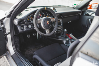 911 997 GT3 RS 3.6 - Main interior photo