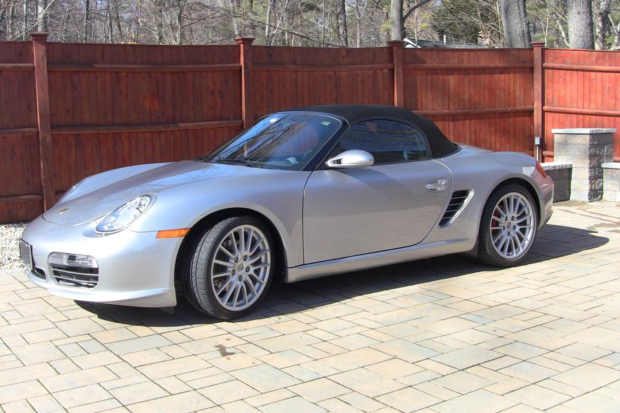 Porsche Boxster 987 1 S 3 4 Rs 60 Spyder Edition 2008 For