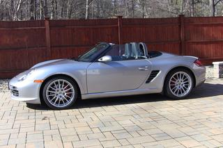 Boxster 987.1 S 3.4 RS 60 Spyder Edition - Main exterior photo