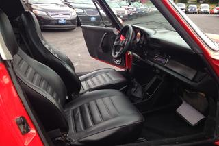 911 G-model 2.7 Targa 121kW-version - Main interior photo
