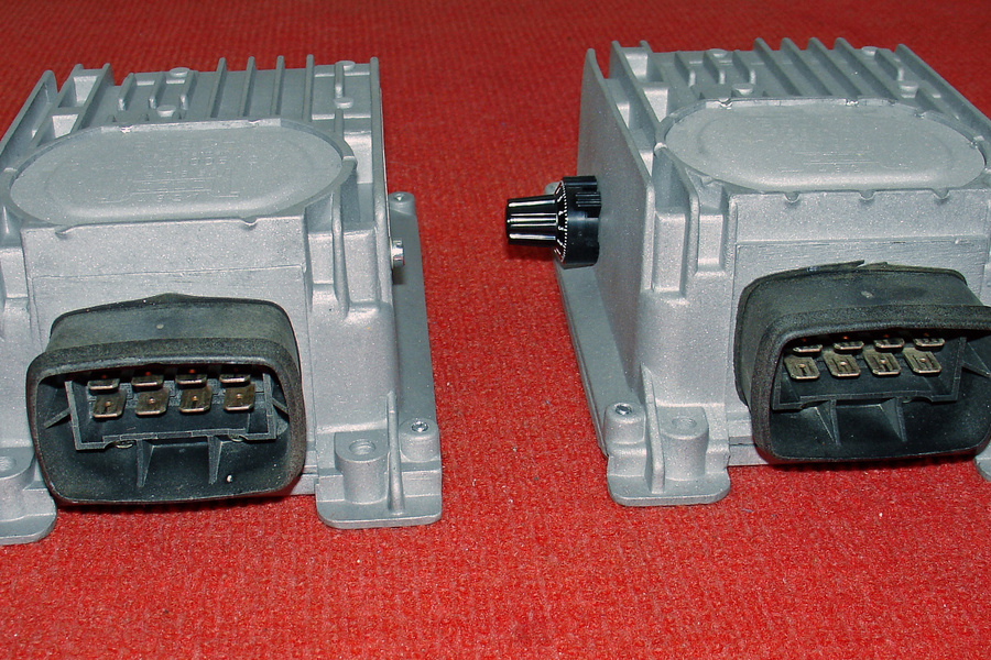 Ignition box with limiter built in - set of 2 ZÜNDSTEUERGERÄT - #5