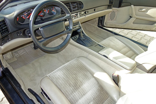 944 2.5 120kW-version - Main interior photo