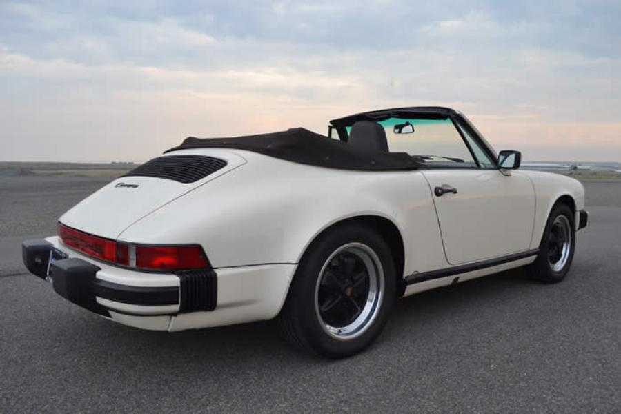 Porsche 911 G Model Carrera 3 2 Cabriolet 152kw Version