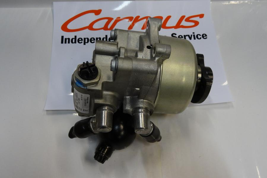 Cayenne 957 Tandem Pump For Pdcc And Power Steering 955