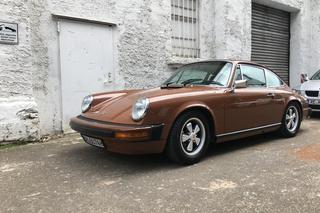 911 G-model 2.7 Coupé 110kW-version - Main exterior photo