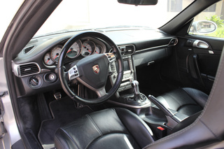 Porsche 911 997 Carrera 4S Coupé mk1 WLS, 2007 - Primary interior photo