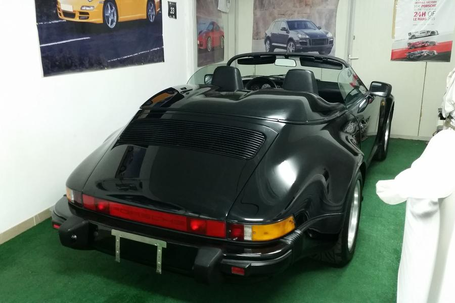 Porsche 911 G Model Speedster Turbo Look 160kw Version