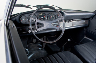 Porsche 911 1.gen. 2.4 T/E Coupé, 1970 - Primary interior photo