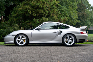 Porsche 911 996 GT2 CS mk1, 2001 - Primary exterior photo