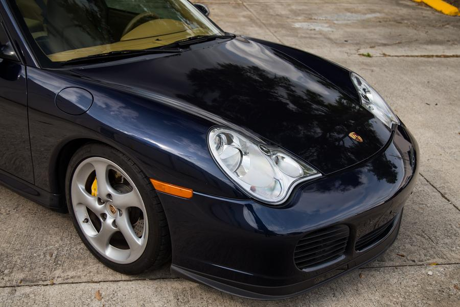 Porsche 911 996 Turbo Coupé, 2001 - #9