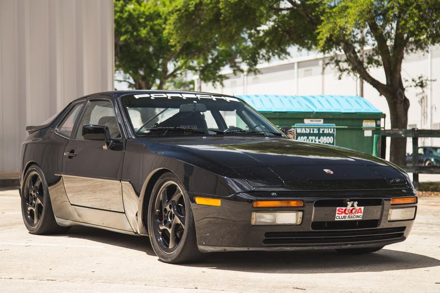 Porsche 944 Turbo Coupé 162kW-version, 1986 - #7