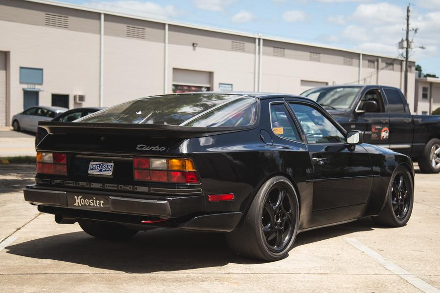 Porsche 944 Turbo Coupé 162kW-version, 1986 - #9
