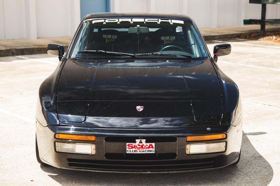 Porsche 944 Turbo Coupé 162kW-version, 1986 - #5
