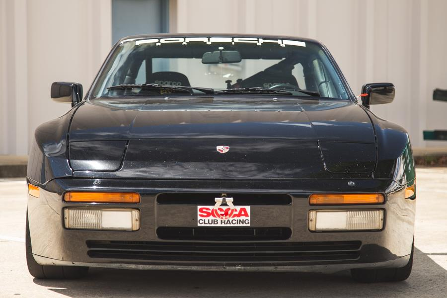 Porsche 944 Turbo Coupé 162kW-version, 1986 - #6