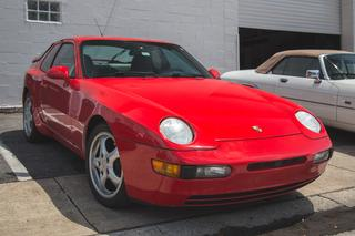 Porsche 968  Coupé, 1995 - Primary exterior photo