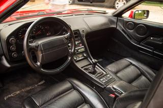Porsche 928 GT, 1990 - Primary interior photo