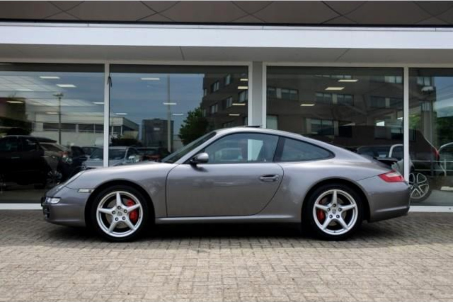Porsche 911 997 Carrera 4s Coup 233 Mk1 2007 For Sale By