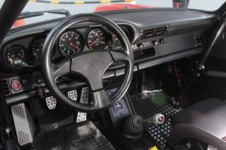 911 G-model Turbo 3.3 Coupé 243kW-version - Main interior photo