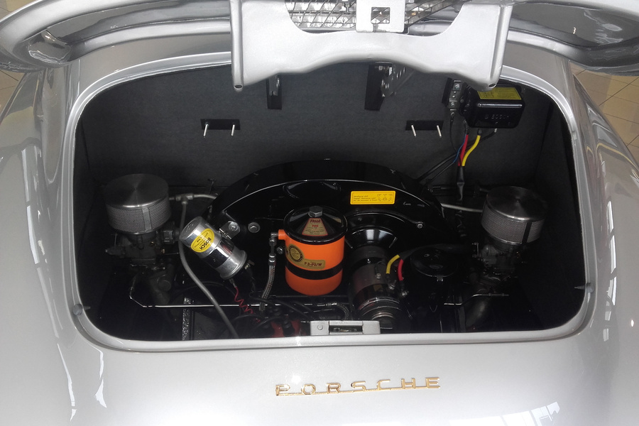 Porsche 356 A 1600 Coup 233 1956 For Sale By Alessandro