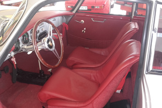 356 A 1600 Coupé - Main interior photo