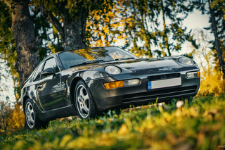 Porsche 968  Coupé, 1992 - Primary exterior photo