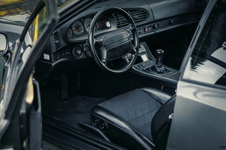 Porsche 968  Coupé, 1992 - Primary interior photo