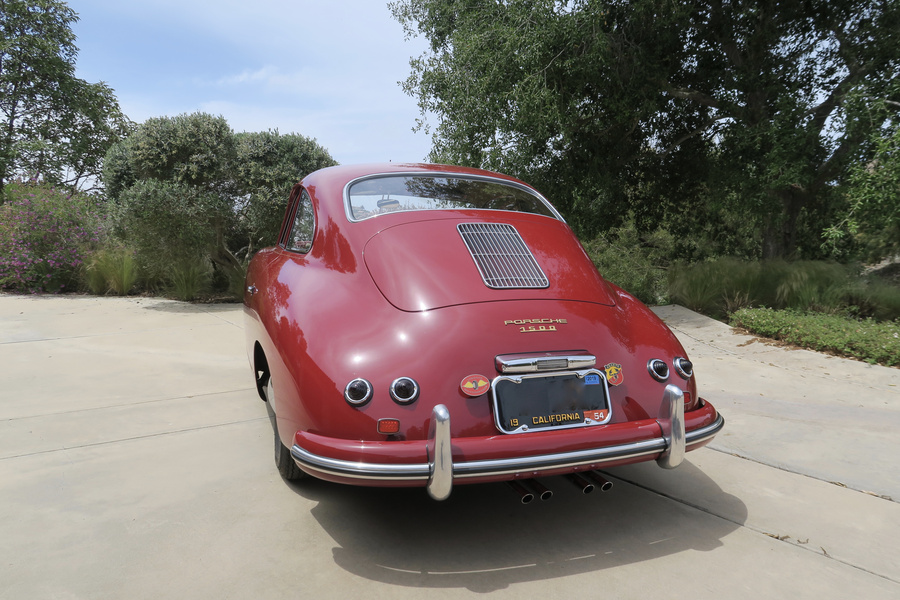 Porsche 356 pre-A 1500 Coupé 44kW-version, 1954 - #24