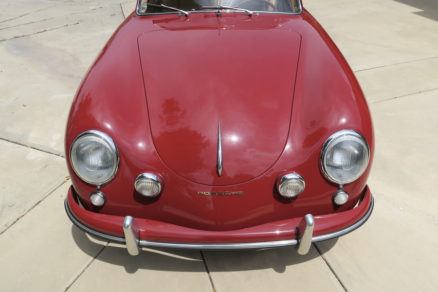 Porsche 356 pre-A 1500 Coupé 44kW-version, 1954 - #57