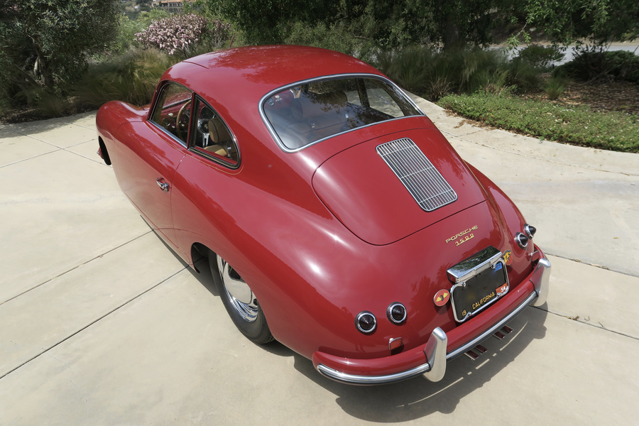 Porsche 356 pre-A 1500 Coupé 44kW-version, 1954 - #23