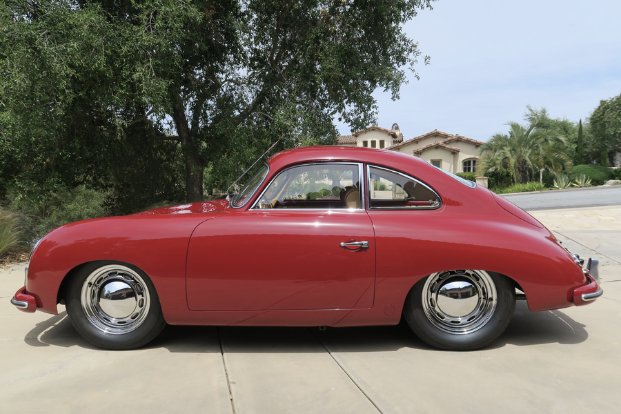 Porsche 356 pre-A 1500 Coupé 44kW-version, 1954 - #1