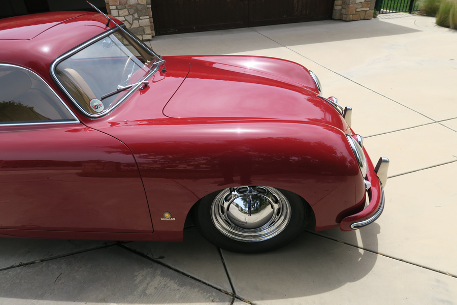 Porsche 356 pre-A 1500 Coupé 44kW-version, 1954 - #52