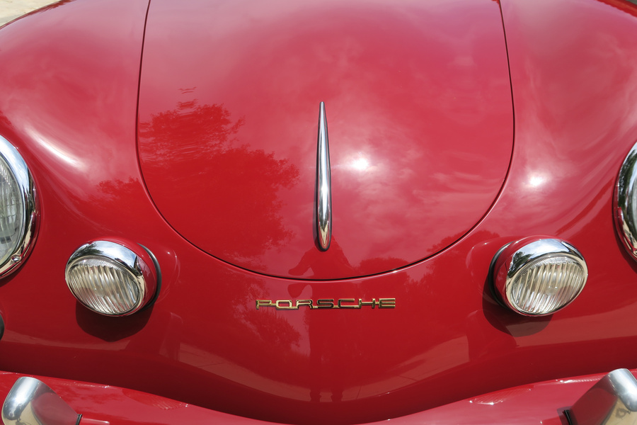 Porsche 356 pre-A 1500 Coupé 44kW-version, 1954 - #56