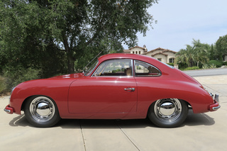 Porsche 356 pre-A 1500 Coupé 44kW-version, 1954 - Primary exterior photo