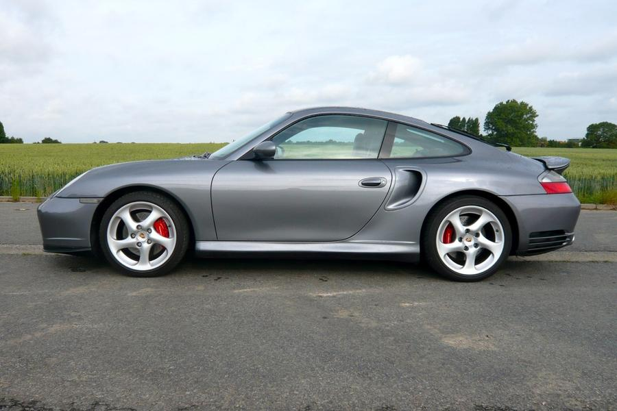 Porsche 911 996 Turbo Coup 233 Wls 2004 For Show By Pcm