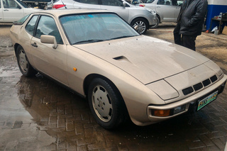 924 Turbo 130kW-version - Main exterior photo