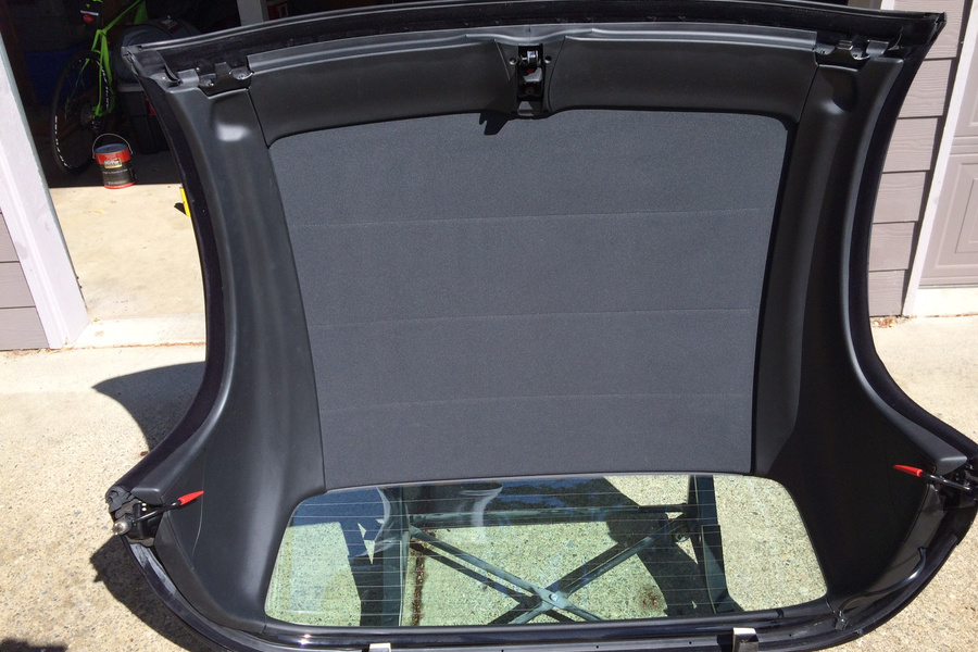Boxster Hard top  - #3