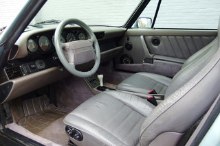 911 964 Carrera 2 Targa - Main interior photo
