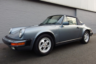 911 G-model Carrera 3.2 Cabriolet 170kW-version - Main exterior photo