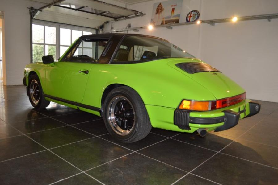Porsche Driving Experience >> Porsche 911 G-model 2.7 S Targa 129kW-version, 1974 for ...