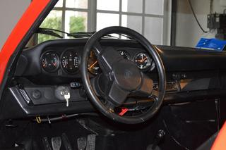 911 G-model 2.7 Coupé 110kW-version - Main interior photo