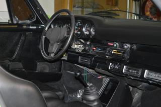 911 G-model 2.7 S Targa 129kW-version - Main interior photo