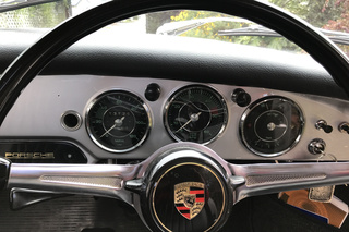 356 B T5 1600 Coupé - Main interior photo