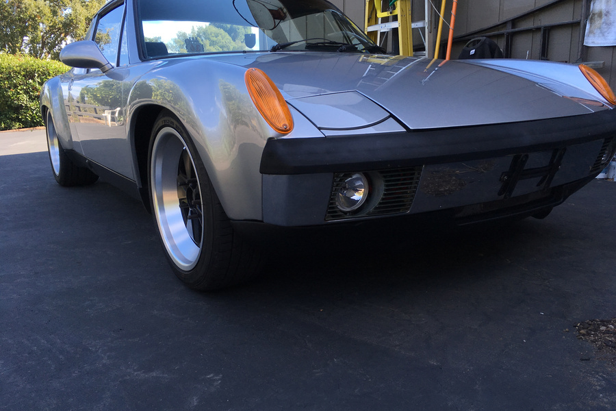 Porsche 914 /6 2.0 M471 widebody, 1974 - #9