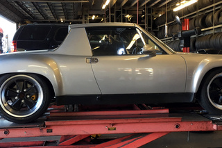 Porsche 914 /6 2.0 M471 widebody, 1974 - Primary exterior photo