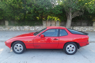 924 S 2.5 118kW-version - Main exterior photo