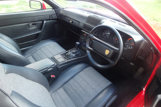924 S 2.5 118kW-version - Main interior photo