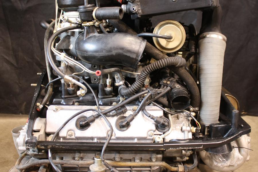 Porsche 911 965 Turbo 3 3 Liter Motor 1992 All Original