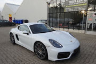 Cayman 981 GTS - Main exterior photo