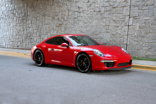 Porsche 911 991 Carrera S 3.8 Coupé, 2012 - Primary exterior photo